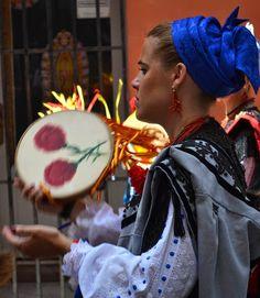 Fiestas de La Magdalena, Llanes, Asturias.
