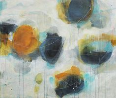 Thérèse Murdza - Sometimes, we know what we're doing (I choose you), 2014. Acrylic, pencil &/or crayon on canvas