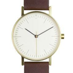 S002G watch by Stock. Available at Dezeen Watch Store: www.dezeenwatchstore.com