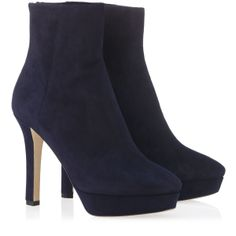 Jimmy Choo Shearling Platform Ankle boots best sale for sale high quality clearance collections cheap best place qq3XuhBgk