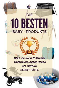 Die 10 besten Produkte ever - von www.anyworkingmom.com