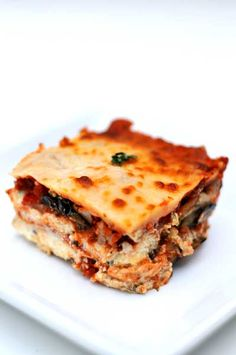 Post image for Gluten Free Eggplant Lasagna Style Recipe