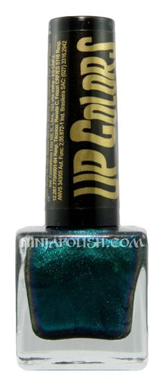 Ninja Polish: Up Colors - Caleidoscopio, from the Multicores collection