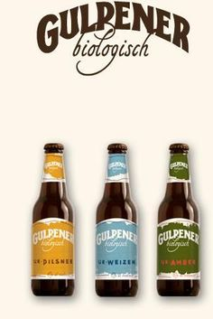 Voor als je van plan bent in de supermarkt een kratje bier te halen, denk dan ook eens aan Gulpener.