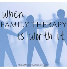 When family therapy is worth it: 5 myths about counseling, plus my 5 favorite things about it