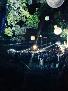 The valley at wilderness festival