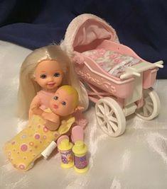 Barbie Kelly, Dolls, Home Decor, Baby Dolls, Decoration Home, Room Decor, Puppet, Doll, Home Interior Design
