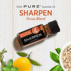 Stay on Task with New PURE Sharpen Focus Blend