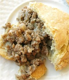 http://blog.kingarthurflour.com/2010/12/17/holiday-baking-traditions-tourtiere/