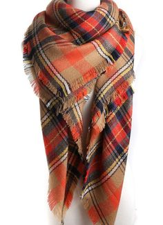 aberdeen tartan scarf.  love. LOVE this tartan scarf!  $30, but ON SALE!!!! Through 11/23/14 you can use the code PTMTholiday20 for 20% off your entire order (with a $50 minimum purchase)!  Lots of great scarves and amazing jewelry on this site!