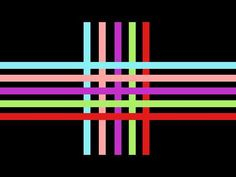 Geometric Animation (After Effects) roberta canales - YouTube