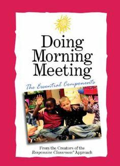 Doing Morning Meeting (DVD)