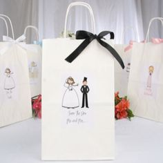 Gift Bags for Wedding Guests 3 | Gift Bags for Wedding Guests Unique