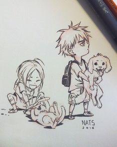 Inktober, Days I suck at drawing animals! Animal Drawings, Drawing Animals, Days Manga, Banana Bus Squad, My Hero Academia Episodes, 19 Days, Shounen Ai, Manga Comics, Art Sketchbook