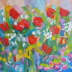 The Last Poppies I ~ Phyllis Wolff