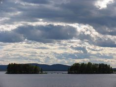 Vuonislahti1 - Lieksa – Kylä Pielisen rannalla