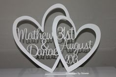 Decorative display for Weddings/Engagements!!!