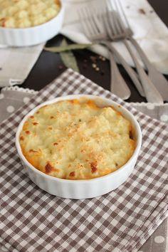 Pastel de carne a la irlandesa - Shepherd's pie - Fotografía Gastronómica y RecetasFotografía Gastronómica y Recetas