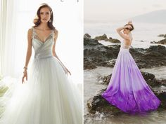 Style Crush – 37 Gorgeous Ombre Gowns You'll Fall In Love With!
