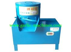 The Garlic peeling machine output capacity is 50 kg/h.and the machine working voltage is which is normal voltage in home,not is widely used in home working. 50th, Garlic
