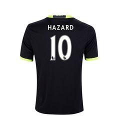 adidas Eden Hazard Chelsea Youth Away Jersey 16 17  3ac921819af77