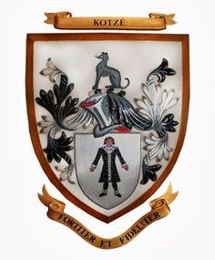 Kotze Family Crest