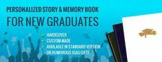 Personalised Books for graduates