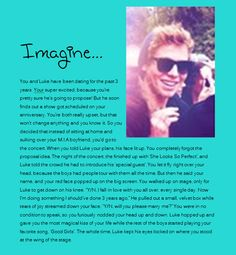 My first imagine wow...that's awesome Bc good girls is my fav song...I love this