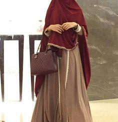 Kaftans, Hijabs, Make Design, Muslim Fashion, Islamic, Looks Great, Couture, Crochet, Clothing