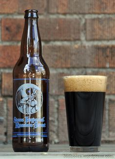 Stone Brewing Co.- Imperial Russian Stout | Yum.