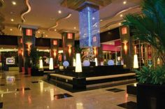 Riu Panama Plaza Lobby