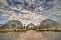 "Mitchell Conservatory ""The Domes"" - Milwaukee, Wisconsin. | von Brian Callahan (Luxgnos.com)"