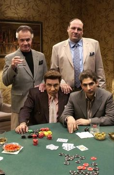 my first phone call visit.by these guys mafia becoming two two savior no just a doctors order the phone call meeting Os Sopranos, Don Corleone, Mad Men, Gangster Movies, Tony Soprano, Hbo Series, Great Tv Shows, Film Serie, Old Tv