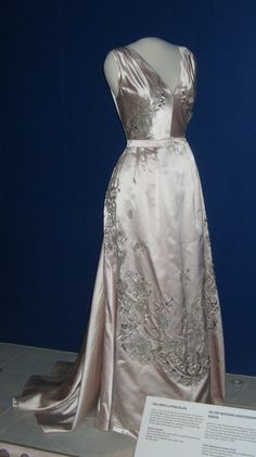 silver wedding dress of Crown Princess Märtha of Norway
