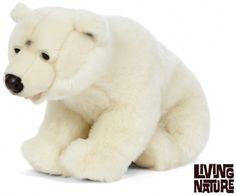 Keycraft | Living Nature | New Arrivals | Living Nature Polar Bear Large