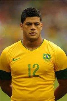"""Givanildo Vieira de Souza (born 25 July 1986), commonly known as Hulk  is a Brazilian professional footballer who plays for Arsenal FC, as a winger. """" Hulk is the strongest soccer player in Brazil"""" -Soccer mail."""