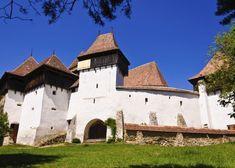Viscri in Roemenie  Door Unesco beschermd historisch stadje in Transsylvenie