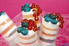 Fruchtige Push Up Cake Pops