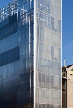 M3A2 Cultural and Community Tower / Antonini + Darmon Architectes