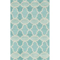 Loloi Rugs Weston Aqua Area Rug & Reviews | Wayfair