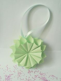 Paper Craft Idea