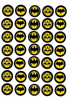 - Batman Decoration - Ideas of Batman Decoration - Batman Birthday, Batman Party, Superhero Party, Batman Logo, Batman And Superman, Funny Batman, Batman Cartoon, Batman Stuff, Stickers Batman