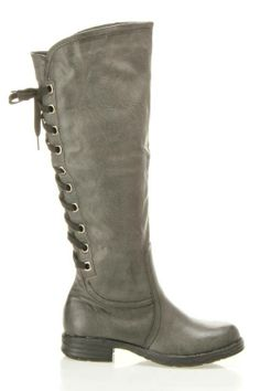 #Outlaw Riding Boot