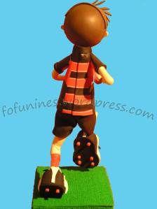 Fofucho jugador de Rugby