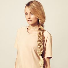 Hershesons Blow Dry Bar in Topshop London.  Have not tried this style yet, cannot wait to.