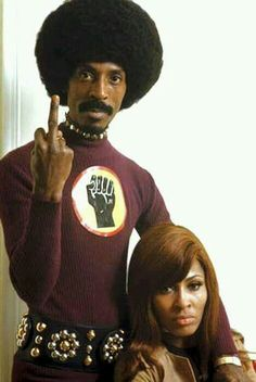 Ike & Tina Turner          Without any words