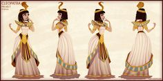 Cleopatra, Sati Hartigan on ArtStation at… Character Concept, Character Art, Concept Art, Egypt Fashion, Egypt Art, Dress Drawing, Historical Art, Ancient Egypt, Ancient Aliens