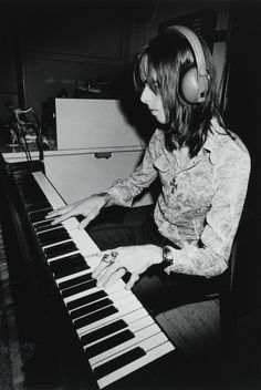 """Nicky Hopkins' understated, beautiful piano playing is all over some of the top classic rock songs of all time. He plays a rollicking solo on The Beatles """"Revolution."""" He also plays in """"Sympathy for the Devil"""" and """"Angie"""" by the Rolling Stones, and his artistry forms the emotional base of Joe Cocker's hit """"You Are So Beautiful."""" ~ ♪"""