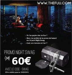 Promo de ouf sur les cigarettes électroniques de www.thefuu.com
