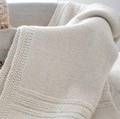 Ravelry: Finest Kind Baby Blanket pattern by Michele Rose Orne - Best Knitting Pattern Knitting For Kids, Baby Knitting Patterns, Baby Patterns, Knitting Yarn, Crochet Patterns, Knitted Afghans, Knitted Baby Blankets, Easy Knit Baby Blanket, Knit Or Crochet